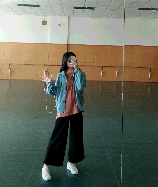 北京百汇演艺学校校花马紫佳